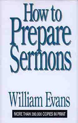 Picture of How to Prepare Sermons