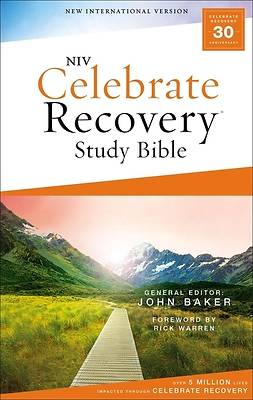 Picture of NIV, Celebrate Recovery Study Bible