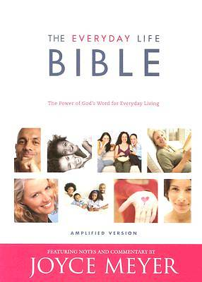 The Everyday Life Bible Amplified Version