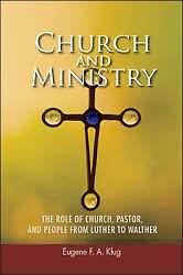 Church and Ministry