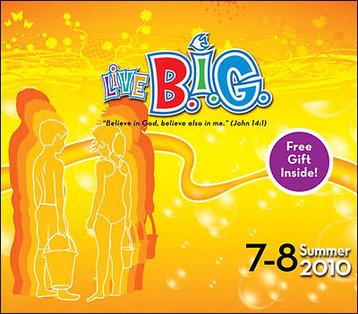 Picture of Live B.I.G. Ages 7-8 Summer DVD Kit 2010