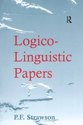 Picture of Logico-Linguistic Papers