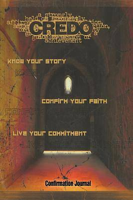 Credo Confirmation Journal