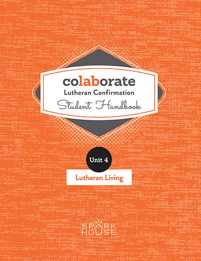 Picture of Colaborate Lutheran Confirmation Student Handbook Lutheran Living