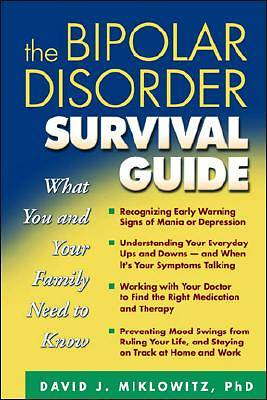 Picture of The Bipolar Disorder Survival Guide
