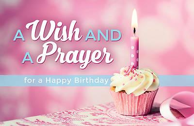 Picture of Postcard - Birthday Wish - Romans 15:13 (PK 25)