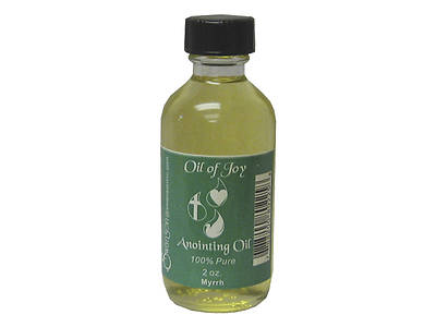 Picture of Oil of Joy 2 Oz. Myrrh Anointing Oil