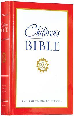 ESV Childrens Bible (Red)