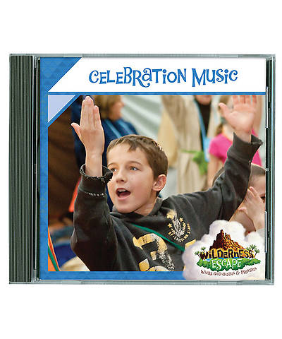 Picture of Group VBS 2014 Wilderness Escape Celebration Music CD