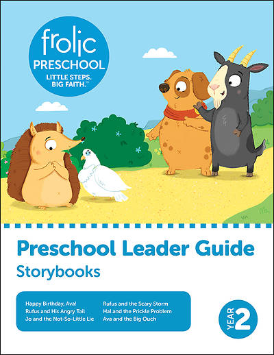 Picture of Frolic Preschool  Storybooks  Year 2  Ages 3-5  Leader Guide