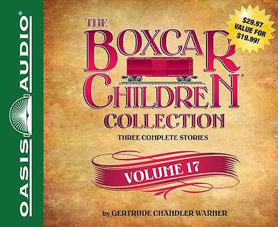 Picture of The Boxcar Children Collection Volume 17 (Library Edition)