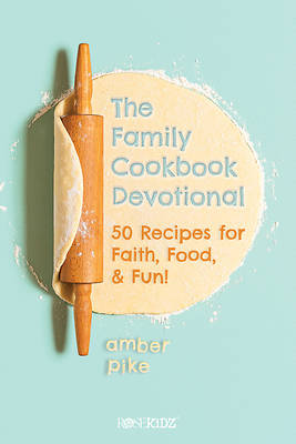 Picture of The Family Cookbook Devotional