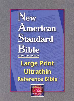 Picture of Ultrathin Reference New American Standard Bible