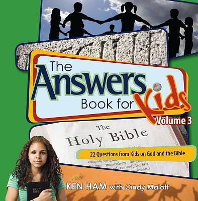 Answers Book for Kids Vol. 3