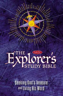 The Explorers Study Bible New King James Version