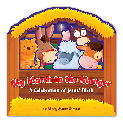 My March to the Manger (Die-Cut)