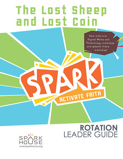 Picture of Spark Rotation  The Lost Sheep and Lost Coin  Leader Guide