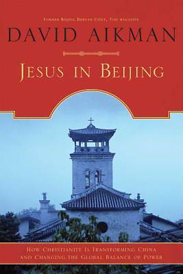 Picture of Jesus in Beijing
