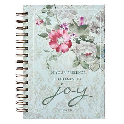 Picture of Joy Lg Wirebound Journal