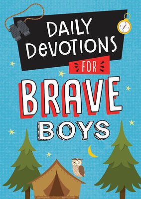 Picture of Daily Devotions for Brave Boys