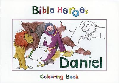 Picture of Daniel Colouring Book