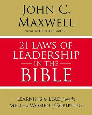 Picture of 21 Laws of Leadership in the Bible