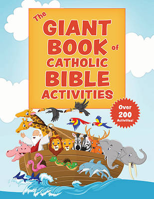Picture of The Giant Book of Catholic Bible Activities