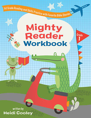 Picture of First Grade Mighty Reader Workbook