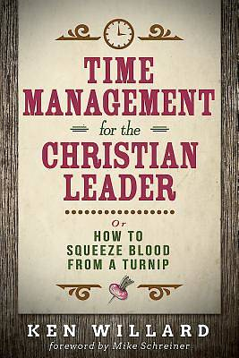 Time Management for the Christian Leader - eBook [ePub]