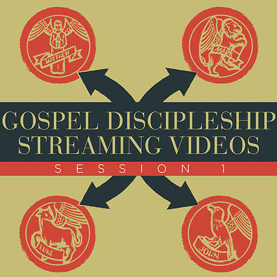 Picture of Gospel Discipleship Streaming Video Session 1