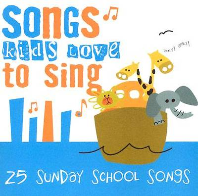25 Sunday School Songs CD