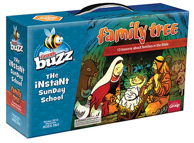 Groups Buzz Preschool Family Tree! Kit Winter 2012