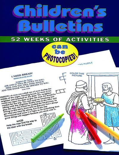 Picture of Childrens Bulletins - Download