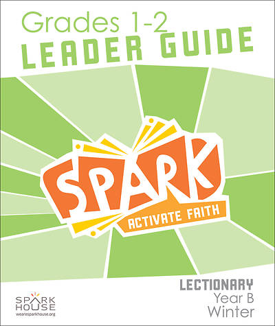 Picture of Spark Lectionary Grade 1-2 Leader Guide Year B Winter
