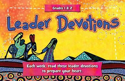 Picture of Buzz Grades 1-2 Twists 'n Turns Leader Devotions Winter 2020-2021
