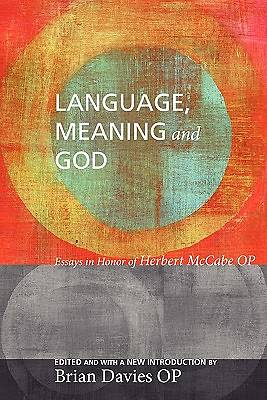 Language, Meaning, and God