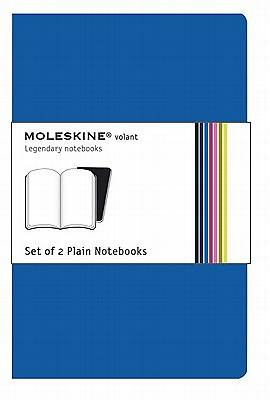 Moleskine Plain Volant Notebook