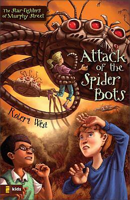 Picture of Attack of the Spider Bots