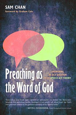 Picture of Preaching as the Word of God