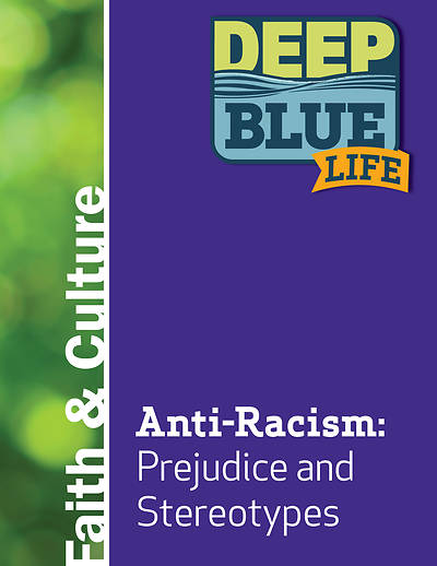 Picture of Deep Blue Life: Anti-Racism: Prejudice and Stereotypes Word Download