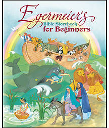 Picture of Egermeier's Bible Storybook for Beginners