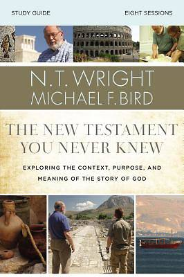 Picture of The New Testament You Never Knew Study Guide