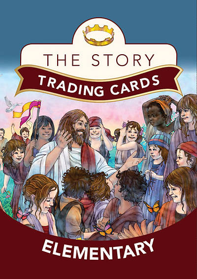 The Story Trading Cards for Elementary
