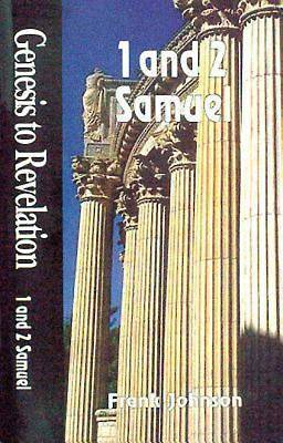 Genesis to Revelation: 1 and 2 Samuel Student Book