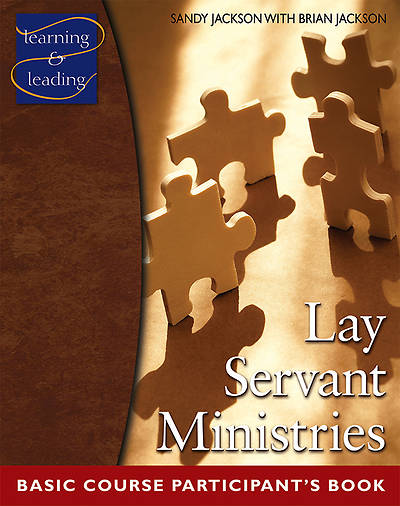 Picture of Lay Servant Ministries Basic Course Participant's Book