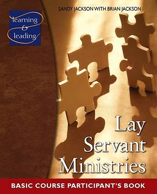 Lay Servant Ministries Basic Course Participants Book