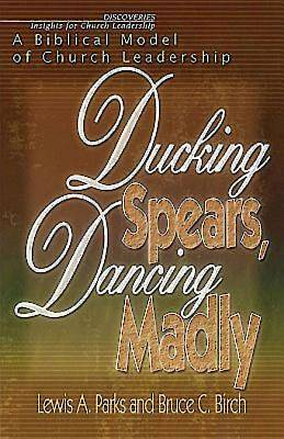 Ducking Spears, Dancing Madly - eBook [ePub]
