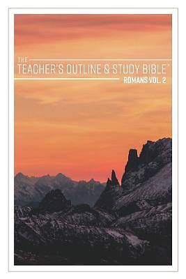 Picture of The Teacher's Outline & Study Bible