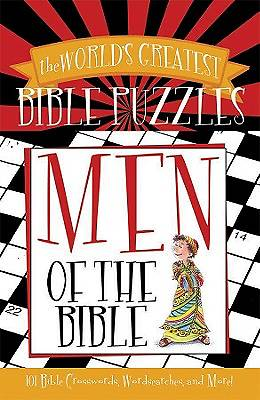 The Worlds Greatest Bible Puzzles Men of the Bible
