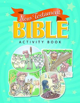 Picture of Classroom Resource - New Testament Bible Activity Book